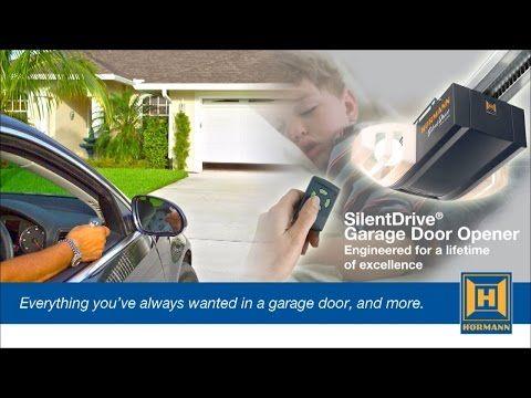SilentDrive® Garage Door Openers