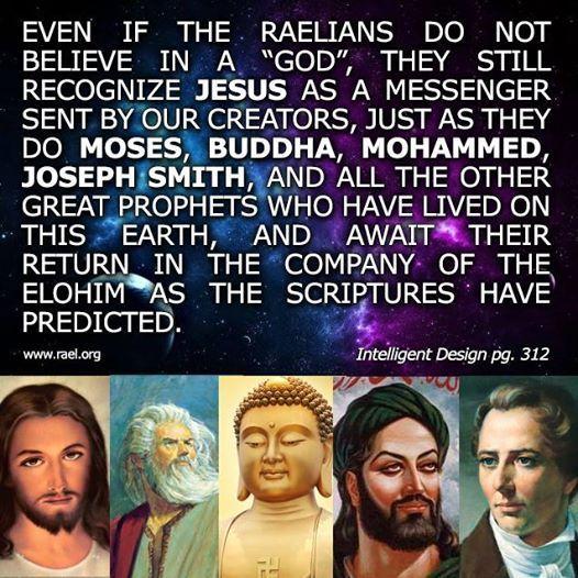 モルモン教のジョセフ・スミスも預言者です|ラエリアンムーブメント:アジア大陸代表のブログ