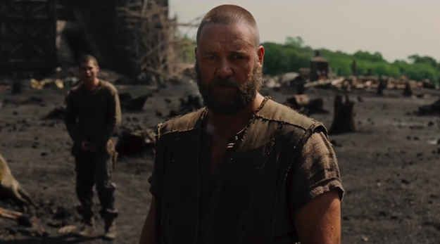 Noah , March 28 | Russell Crowe