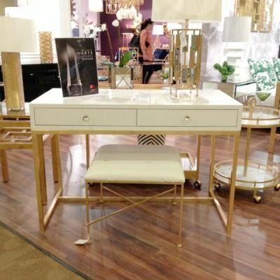 the 25 best white gloss desk ideas on pinterest black desk black office chair and home office. Black Bedroom Furniture Sets. Home Design Ideas