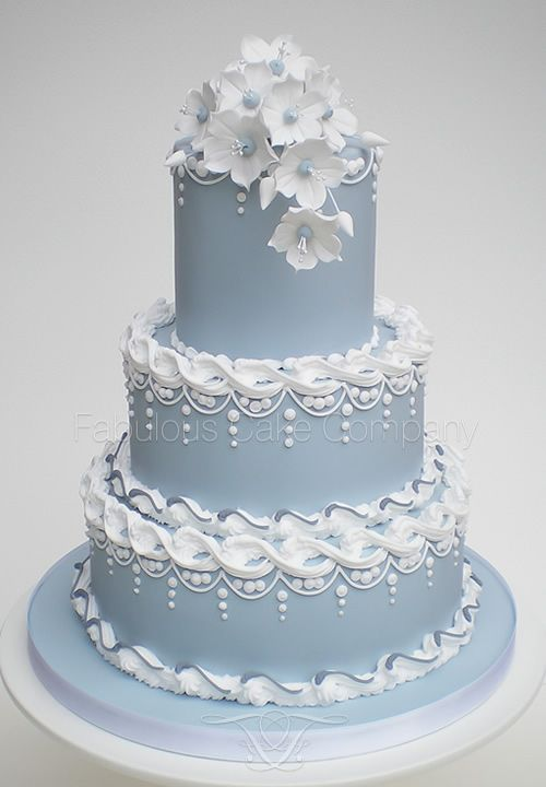 pictures of blue wedding cakes 1000 ideas about blue cakes on cake designs 18394