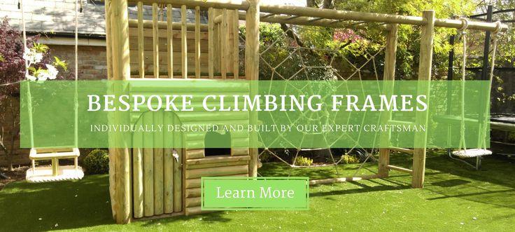 JC Gardens & Climbing Frames - Tree Swing and Climbing Frame Master Builders