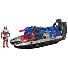 G.I.Joe Retaliation - Cobra Fangboat Vehicle with Swamp Viper Figure