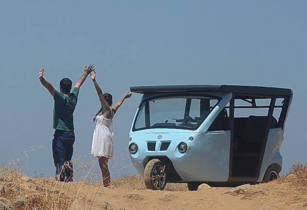 Το ηλιακό όχημα των Κρητικών βγαίνει στην παραγωγή - Στηρίξτε την καμπάνια crowdfunding