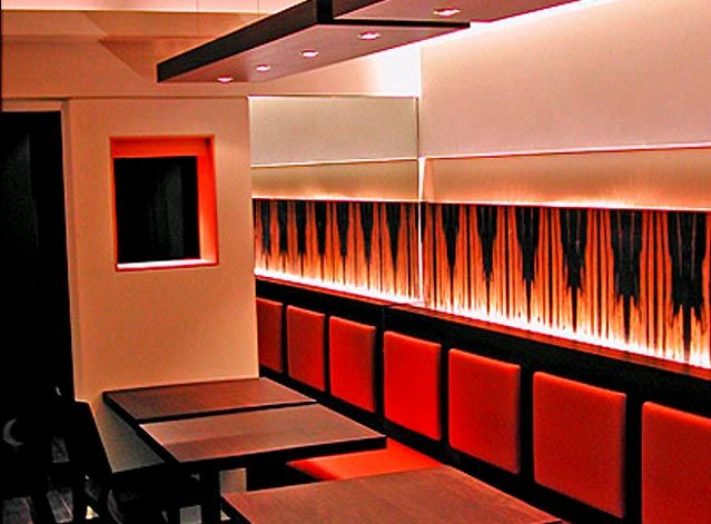 Top 25 ideas about Small Restaurant Design on Pinterest | Small ...
