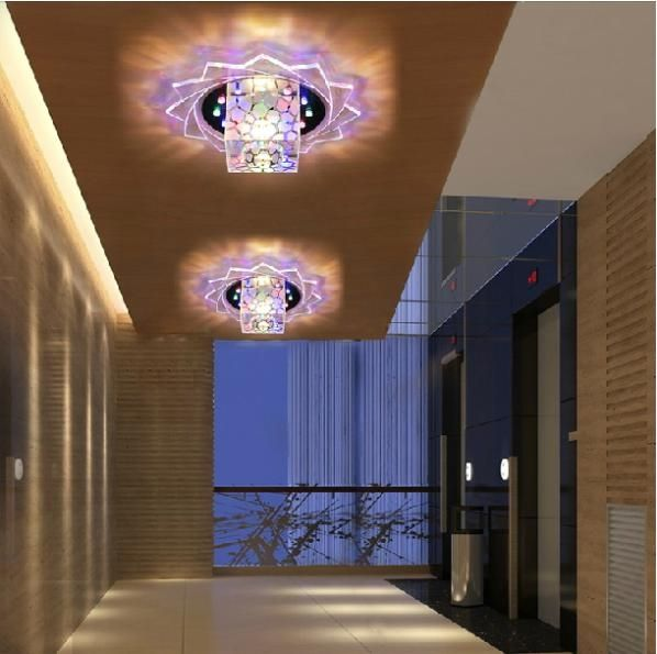 Jinko Led 5w Integrated Ceiling Lamp Bedroom Kitchen: 25+ Best Ideas About Led Ceiling Lights On Pinterest