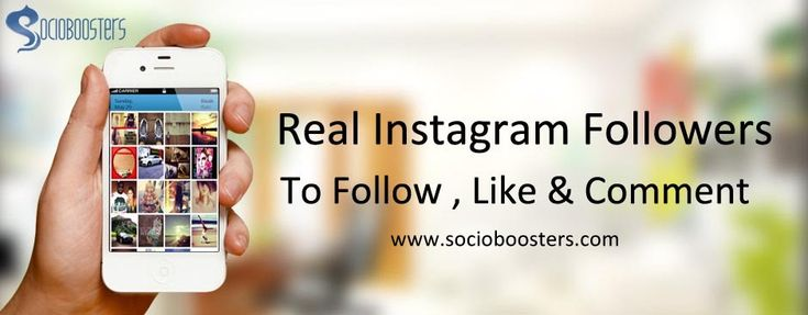 Buy USA real instagram followers to get active followers for your instagram profile. Followers will interact with posts and will like and comment.