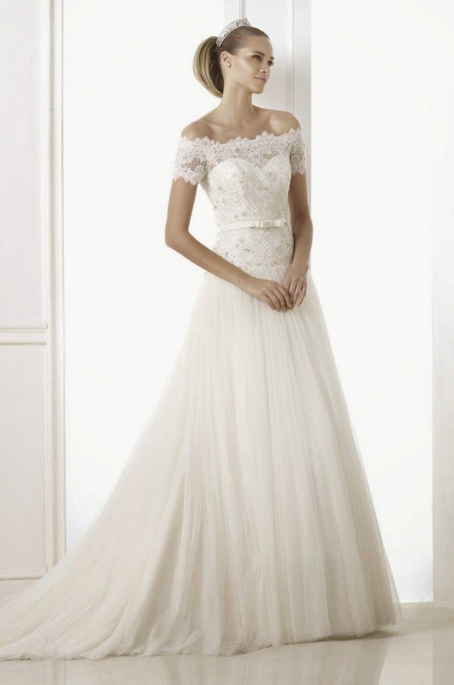 Pronovias Let Our Wedding Dress