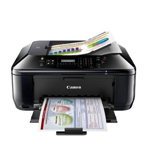 Printer Canon PIXMA Wireless Color Photo With Scanner Copier Fax