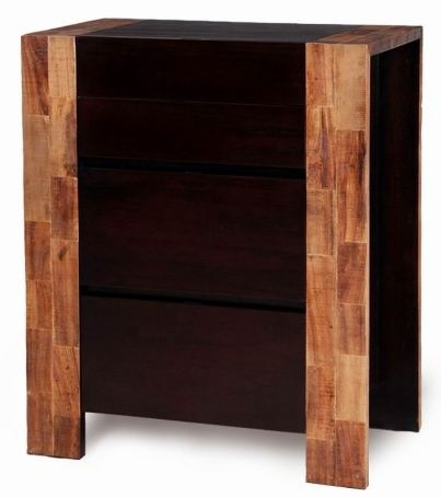 urban rustic furniture. urban rustic collection four drawer chest design 1 item cod05437 355 furniture