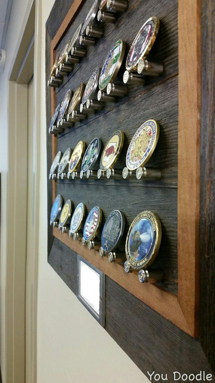 Coin Display - possible DIY
