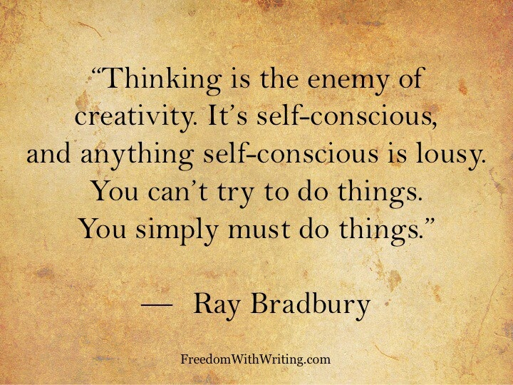 ray bradbury style essay Essays and criticism on ray bradbury, including the works dark carnival, the   according to bradbury, his style was influenced by such writers as charles.