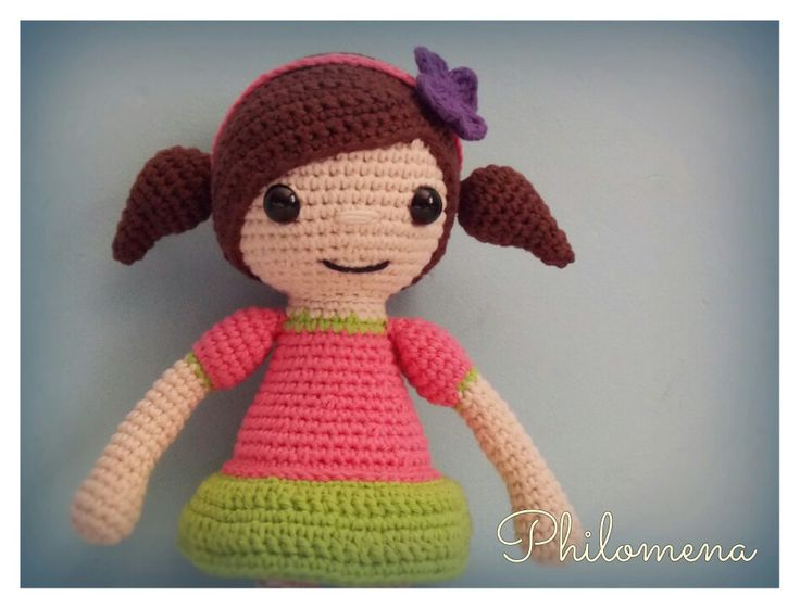 Muñeca by Philomena