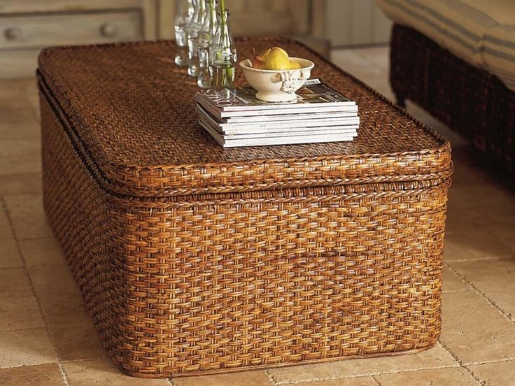17 Best Ideas About Rattan Coffee Table On Pinterest - Rattan Coffee Table  CoffeTable - Rattan Coffee Table IDI Design