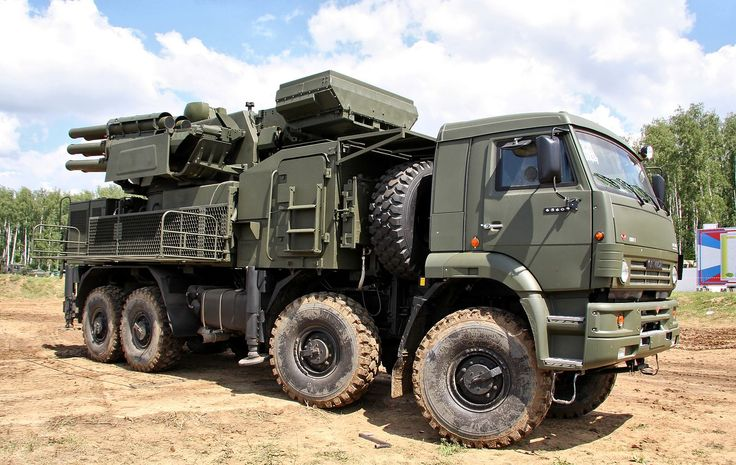 Russia Deploys Air Defense Systems in Arctic