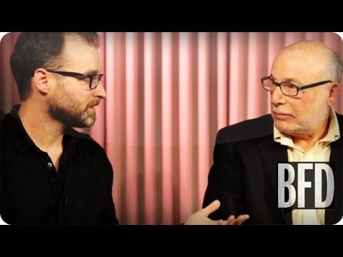 """David Park speaks with """"Beauty is Embarassing's"""" Neil Berkley and Mark Harris, head of the documentary program at USC Film School and an Oscar-winning director."""