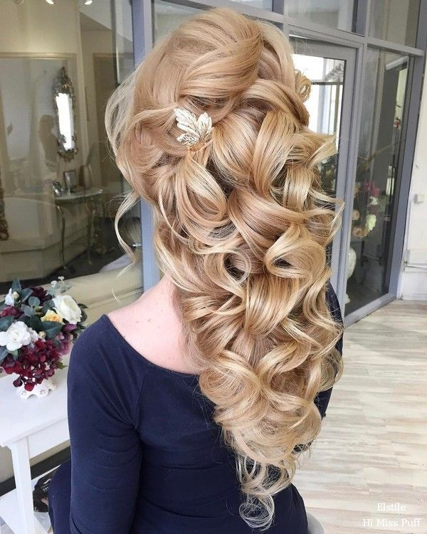 25+ best ideas about Wedding hairstyles on Pinterest | Wedding ...