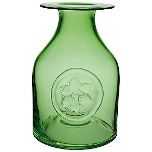 You can include home decor themes in the most subtle of ways - why not add this elegant Dartington Crystal Flower Bottle Vase in Lime Lily to your kitchen or living room. The delicate flower is a reminder of the spring to come! £35 from John Lewis.