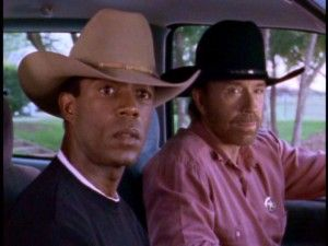"Walker, Texas Ranger ""Eyes of a Ranger"""