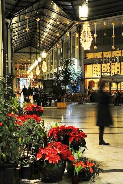 This is my Greece   Athens during Christmas