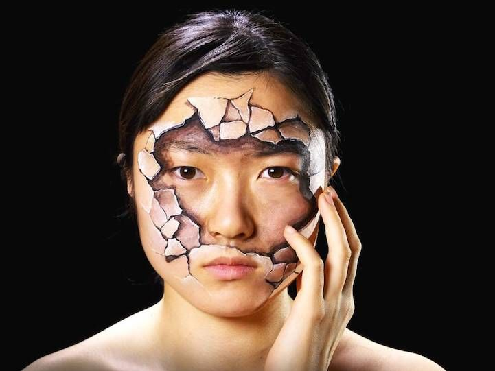Best Hikaru Cho Images On Pinterest Body Painting Art Art - Unbelievably hyperrealistic body art by choo san