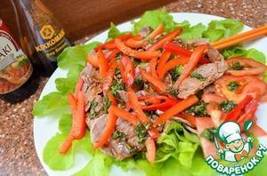 Сябу-сябу - кулинарный рецепт
