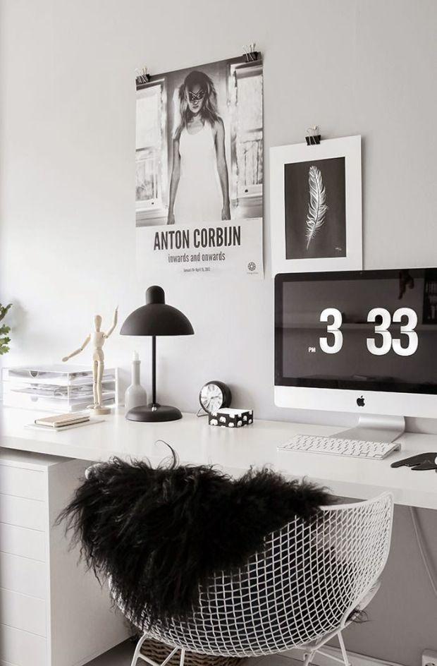 Workspace | Home Office Details | Ideas for #homeoffice | Interior Design | Decoration | Organization | Architecture | Desk