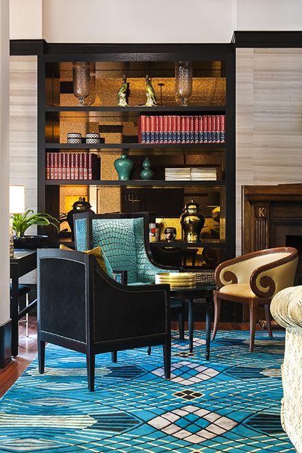 Hotel kurrajong by sjb1190 australian designers for Interior design inspiration australia