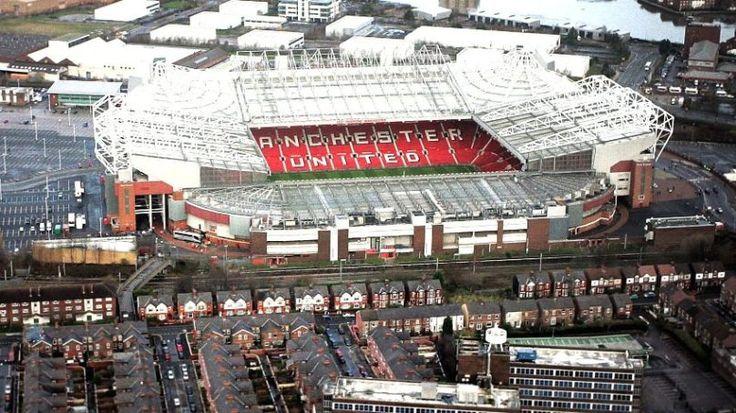 #football #stadium . Old Trafford