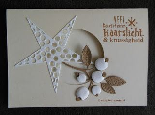Caroline Cards: #Joy!Crafts #MeryCozijnsen