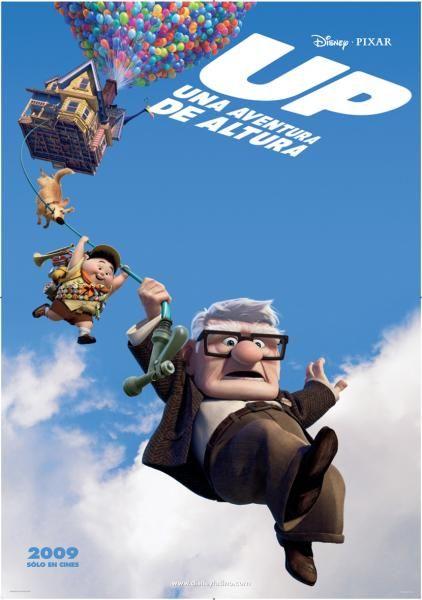 Cine Infantil. UP: Una aventura de altura