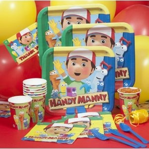 Handy Manny..got this for kotas party :)