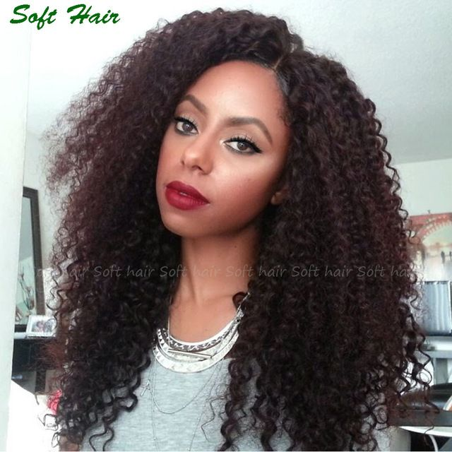 8a Cheveux Vierges Brésiliens Avec Fermeture Crépus Bouclés 3 Faisceaux Brésilien Crépus Bouclés Vierge de Cheveux Avec Fermeture Tissage Bresilienne
