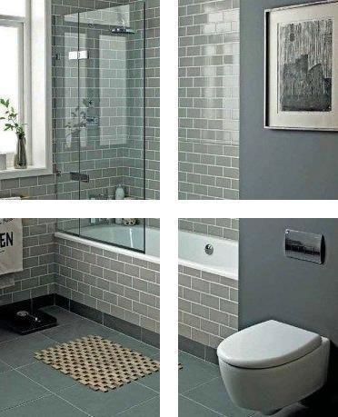 Dark Grey Bathroom Accessories | Bathroom Coordinates ...