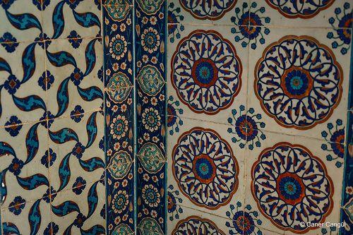 The Tiles of Rustem Pasha Mosque