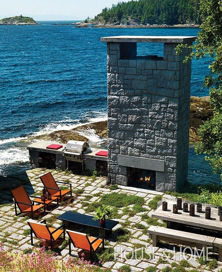 Design Your Own Exterior: 333 Best Outdoor Kitchens Images On Pinterest