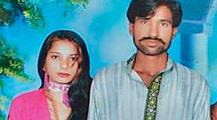 Justicia para Shahzad y Shama, los esposos cristianos quemados vivos en Pakistán