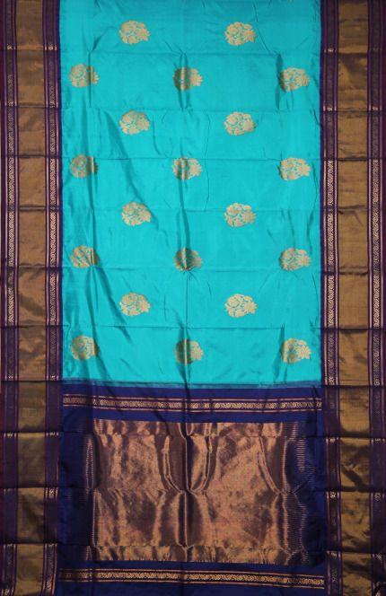 Kanchivaram Silk SAK528L003 | Lakshmi