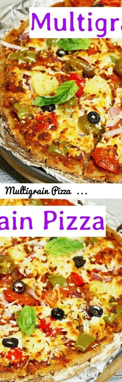 Multigrain Pizza  | Healthy Pizza crust | Fusion Recipe by Priyanka Rattawa... Tags: multigrain, pizza, crust, whole, wheat, flour, buckwheat, kuttu, phaphra, maize, corn, makka, makai, atta, bajra, millet, gehun, recipe, at home, ghar pe, kaise, banaye, healthy, crispy, yummy, delicious, pizza hut, dominoz, restaurant, style, guilt, akshay, foods, food, priyanka, rattawa, cooking, channel, indian, youtuber, video, italian, cuisine, vegetables, veg, vegetarian, pineapples, sweet, tangy…