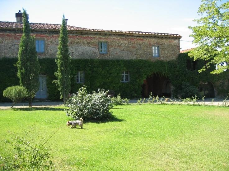 Villa Coloniale_Arezzo