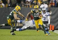 Packers 27, Lions 20 - JSOnline - love watching Randall Cobb with the ball. #GoPackGo