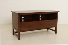Lounge - TV / media stand  Parklane TV Wide Stand  08103 - H66 W124 D50  Closed storage is good