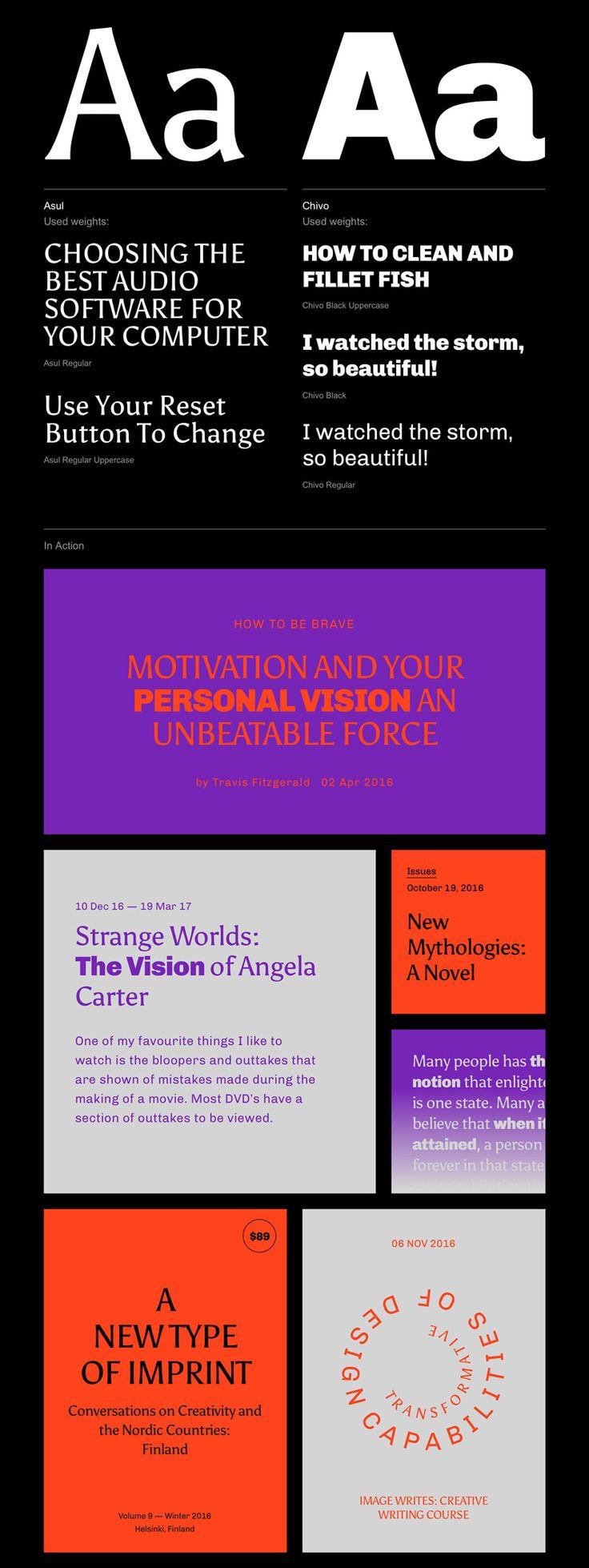Combinaciones tipográficas perfectas con fuentes gratuitas de Google Fonts – Nice Fucking Graphics!