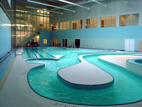 Superior University Of Akron Student Recreation Center #FLVS #campus #Akron #swimming Nice Look