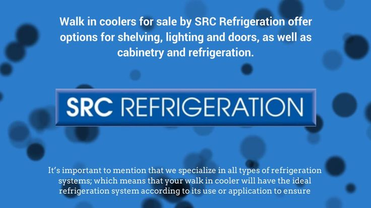 We have walk in coolers for sale that will help you improve your business and they'll function smoothly for a long period of time. To find out more about our walk in coolers for sale we provide, feel free to contact us https://srCrefrigeration.com/