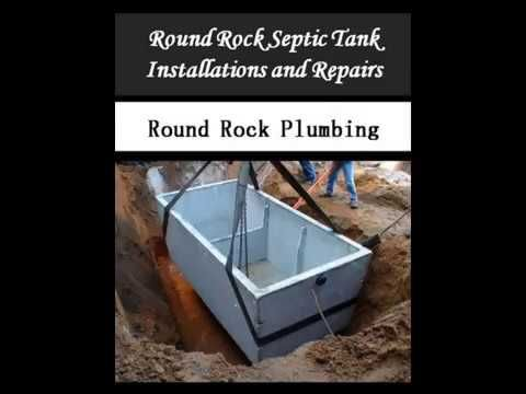 Hire us for best Round Rock Septic Tank Installations and Repairs service. Our plumbers completely understand this and they work on each septic tank job they undertake while observing all the standards and protocols. For details, visit link:  http://roundrockplumbing.co/round-rock-septic-tanks/