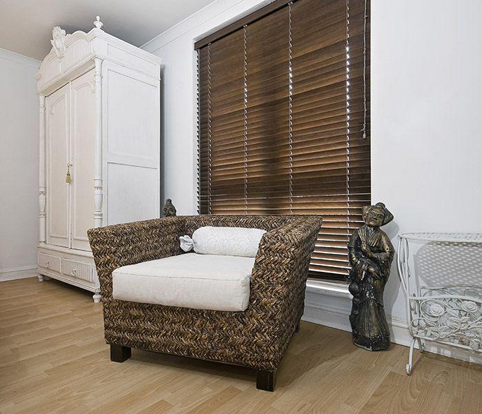 45 best venecianas de madera images on pinterest blinds - Venecianas de madera ...