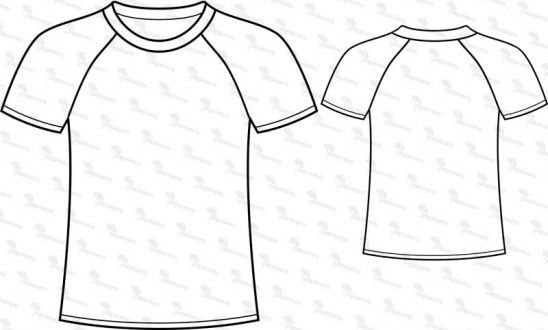 raglan t-shirt for men (free pattern) | Supply | Patterns | Kollabora
