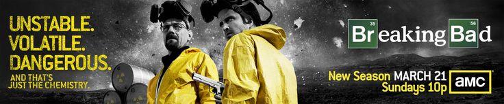 Breaking Bad Season 2 (2009) - 1550x330
