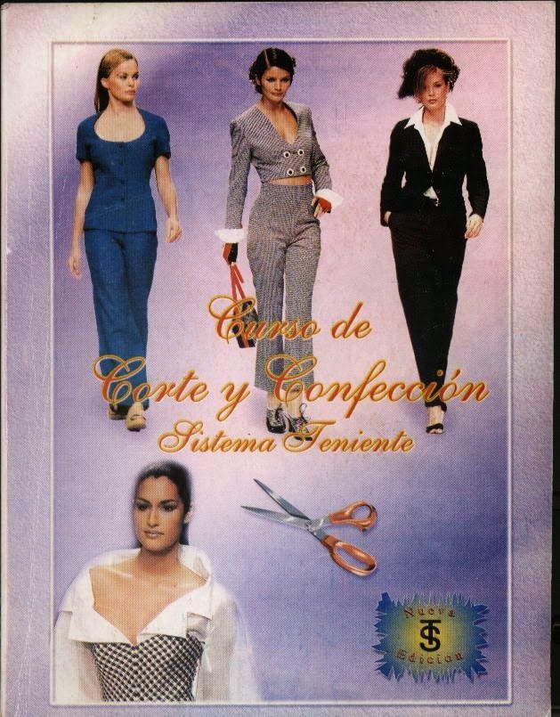 Mujeres y alfileres: Curso de corte y confección - Sistema Teniente